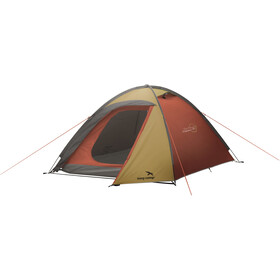Easy Camp Meteor 300 Telt, gul/orange